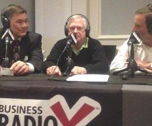 Booth 61 Broadcasts Live at the Atlanta CEO Council Executive Reception