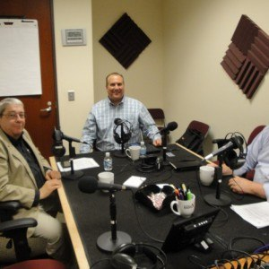 Bruce Stauf and Rick Charles with Crawford and Company