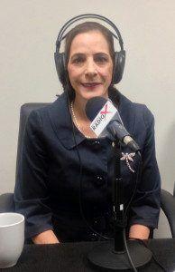 Shirley Borghi with the Hispanic Health Coalition of Georgia