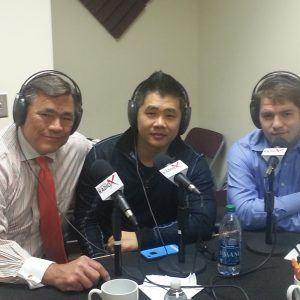 Terry Kim, Founder of CheckAction & Eugene Yukin, Founder of TranscriptsHQ 9/25/2013