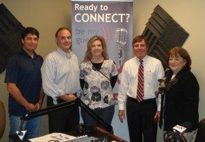 Dr. Marshall Nash and Cynthia Wolfe with NeuroStudies.net and Susie Brown and Bill Hood with StarNeuroScience Foundation