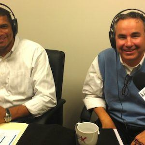 Jack Perry with Source Point Coaching and Jim Eckstein with The Ignition Project