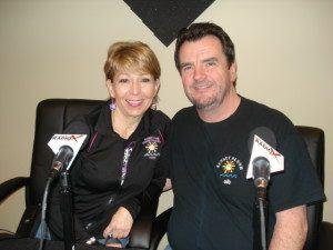 Lori and Frank O'Brien with Sunset Slush of Atlanta