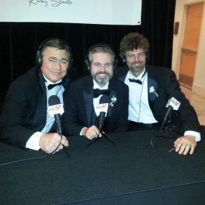 TechBridge's 2014 Digital Ball with Aaron Hillegass, Founder and Charles Brian Quinn, aka CBQ, CEO of Big Nerd Ranch 5/03/2014