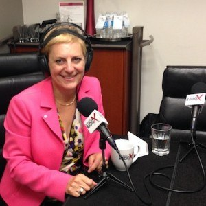 Ann Bentzen-Bilkvist with Accenture