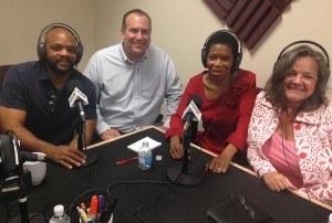 TrainingPros Consultants Deborah Thomas, Bonnie Davis, and Clay Johnson