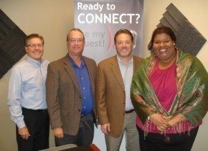 Peter Ross with Ross & Pines, LLC and Dennis Sands with FirstCall Consulting