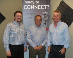 THE NEW TECHNOLOGY OF BUSINESS: Bryan Mulligan with Applied Information and Kyle Smith with Embassy National Bank
