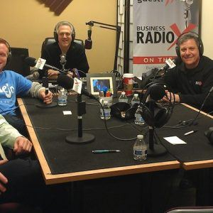 Heath Padgett with Hourly America, Jeff Cohen with Odyssey and Curt Coulombe with Elliott and Associates