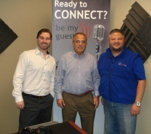 DIRECT MAILING & THINGS THAT MATTER: Kyle Campbell with GIANT Marketing and Doug Ireland with Freeland Painting