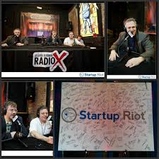 Trade Show Radio Broadcasts LIVE from Startup Riot 2015
