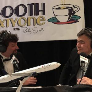 Trade Show Radio Spotlights Booth 61 with Ricky Steele at the Techbridge Digital Ball