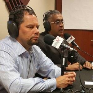 Sid Mookerji and Tom Delbrook of SPI