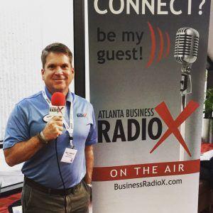 Atlanta Business Radio on Location Mobility LIVE 2015 Reception 10/28