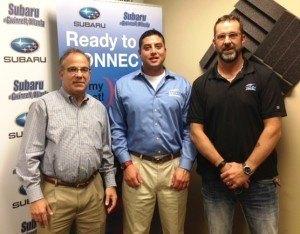 CLEAR SKIES RESTORATION: Brett Levine and Wilson George