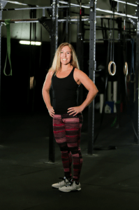 Marjorie Greene with Crossfit Passion