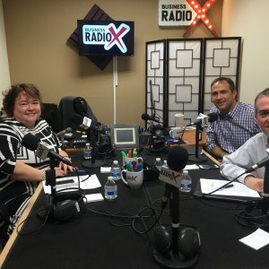 Atlanta's Most Trusted Advisors hosted by Bonnie Buol Ruszczyk Matt Tovrog with Bell Oaks Excutive Search and Todd Stanton with Stanton Law LLC