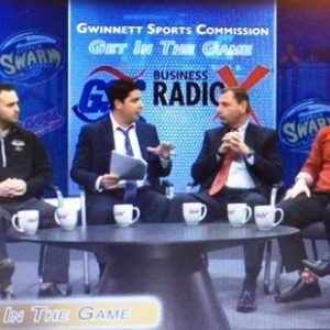 GET IN THE GAME: Professional Sports in Gwinnett County