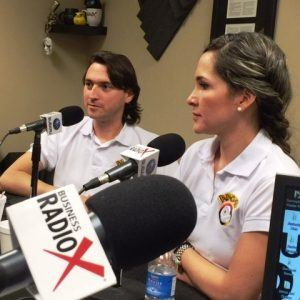 STRATEGIC INSIGHTS RADIO: Alejandro Tamayo and Paula Rivas with Green C Trading Company