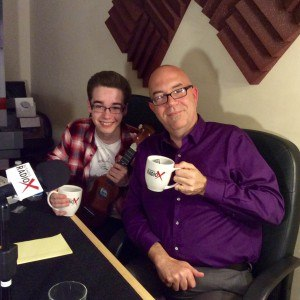 Artrepreneur Radio's First Episode with15 year old Musical Genius, Ian Ridenhour!  Also, Ian's Father, Dr. Jamieson Ridenhour, an Artist in his own Right, from Asheville, North Carolina.