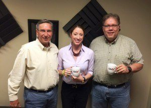 SIMON SAYS, LET'S TALK BUSINESS: Johanna Ellis with Atlanta Classic Cars and Mark Treager with Cornerstone Media Group