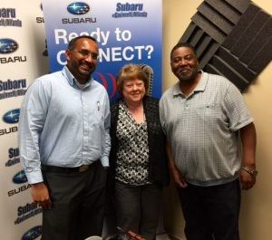 KNOW YOUR NON PROFITS: David White with The Detour Program and Pete Patel with the Suwanee Business Alliance