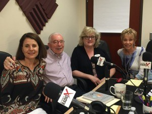 Artrepreneur Radio Episode Three with Artist and Gallery Owner Diane Buffington, Artist/Instructor Laura Lanford and Artist Bob Cargill