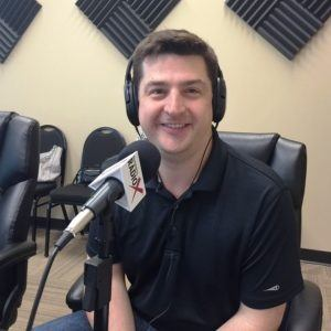 NORTH ATLANTA'S BIZLINK: Peter Stewart with Cyviz
