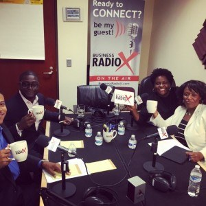 ABR Spotlight Episode Minority Business Radio with Host Kunbi Tinuoye