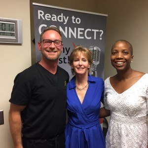 Dr. Paul E. Cox of Oculus Skincare and Carey Sipp of Revenue Revealed
