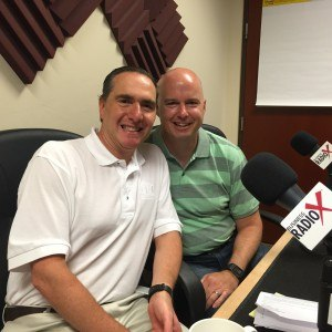 Gavin Cobb and Mike Wallace of Heritage Property Management Services