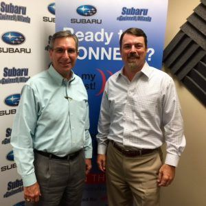 SIMON SAYS, LET'S TALK BUSINESS: Dave McMullen with redpepper