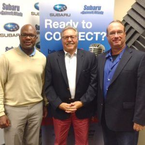 Dennis Sands with FirstCall Consulting and Greg Carter with Synergy Financial Partners