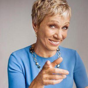 TIFFANY KRUMINS SHOW: Barbara Corcoran from ABC's Shark Tank