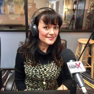 TIFFANY KRUMINS SHOW: Sandra Charbonneau with SanRe Organic Skinfood