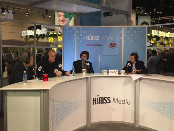 HIMMS2017day2