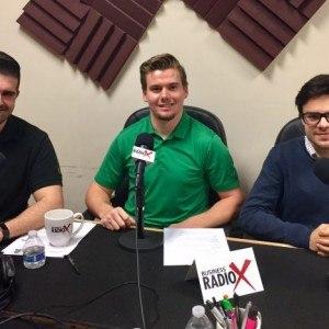 Biz Radio U Featuring Zach Sergio with Zurly