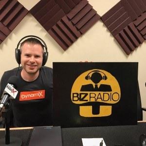 Biz Radio U Featuring Jeff Jahn with DynamiX