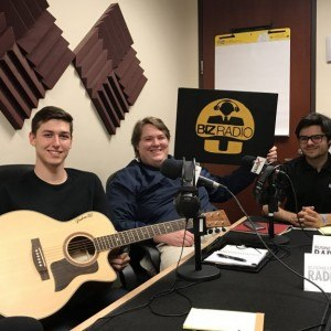Biz Radio U Featuring Bryan Keller with Keller Guitars