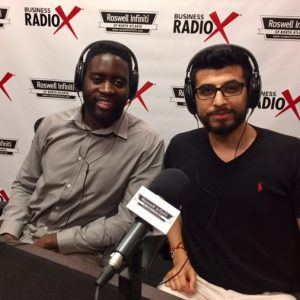 MASTERMIND YOUR LAUNCH: Kevin Mobolade and Nick Chandarana of Drofika