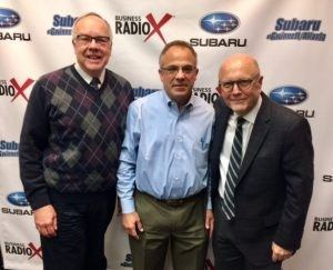 GET BETTER BUSINESS RESULTS WHEN MARKETING AND SALES WORK TOGETHER: Brian Gracon with Gracon & Associates and Paul Friederichsen with The Blake Project