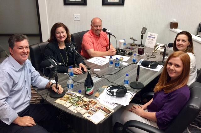 Gwinnett Business Radio pre-show photo 6-29-2017