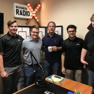 Biz Radio U Featuring Rick Smith with Hometown Pizza and Grill