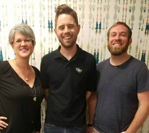 Josh Montgomery, Co-Founder of Adoption Story Fund and Donlan Page, Adoptive Parent