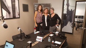 Kim Marie with Mirror Dog Production and Traci Bogan with Traci Bogan World Wide