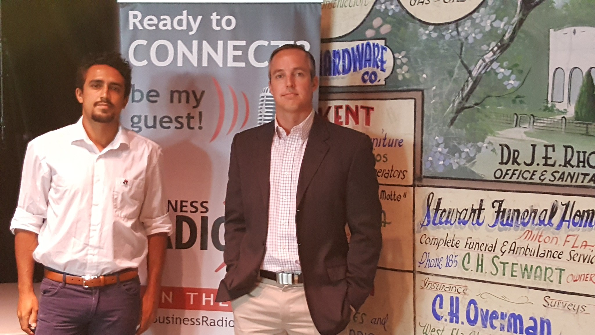 ITEN Wired Radio: Live from the Imogene Theatre w/ Vet CV - Business ...