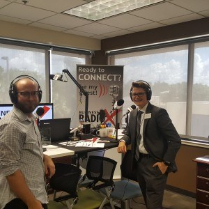Pensacola Business Radio: Guests Doug Stanford and Zachary Sahin