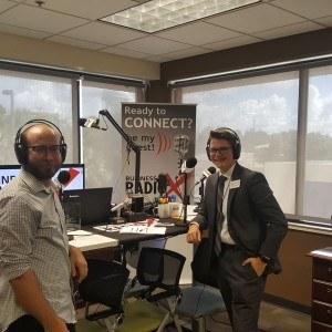 Pensacola Business Radio: Guests Doug Stanford and Zachary Sahin