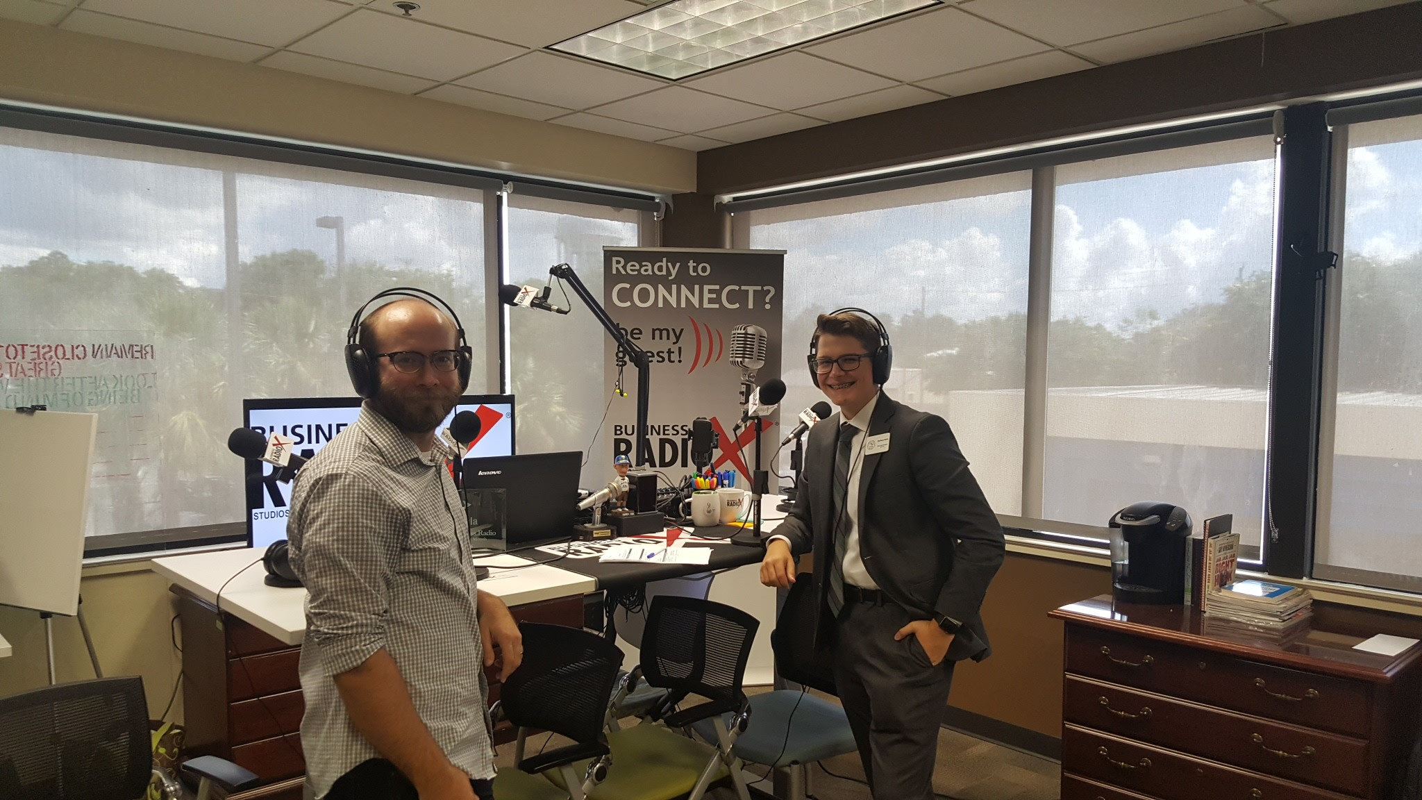 Pensacola Business Radio: Guests Doug Stanford and Zachary