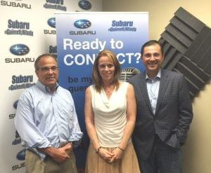BRING SMALL BUSINESSES BACK: Alfredo Ortiz and Elaine Lutz with Job Creators Network